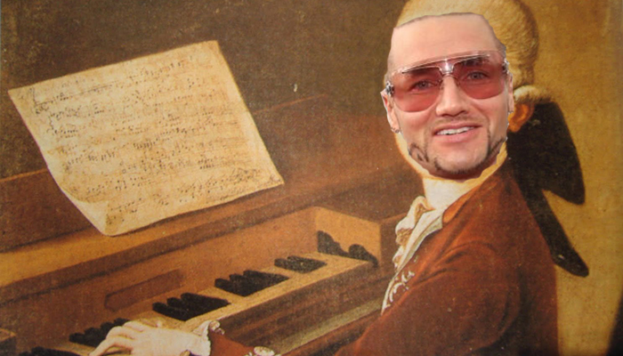 Rap Game Mozart