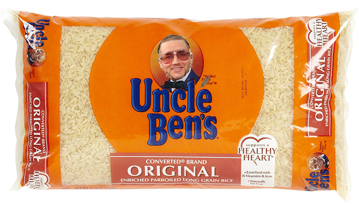 Rap Game Uncle BEn