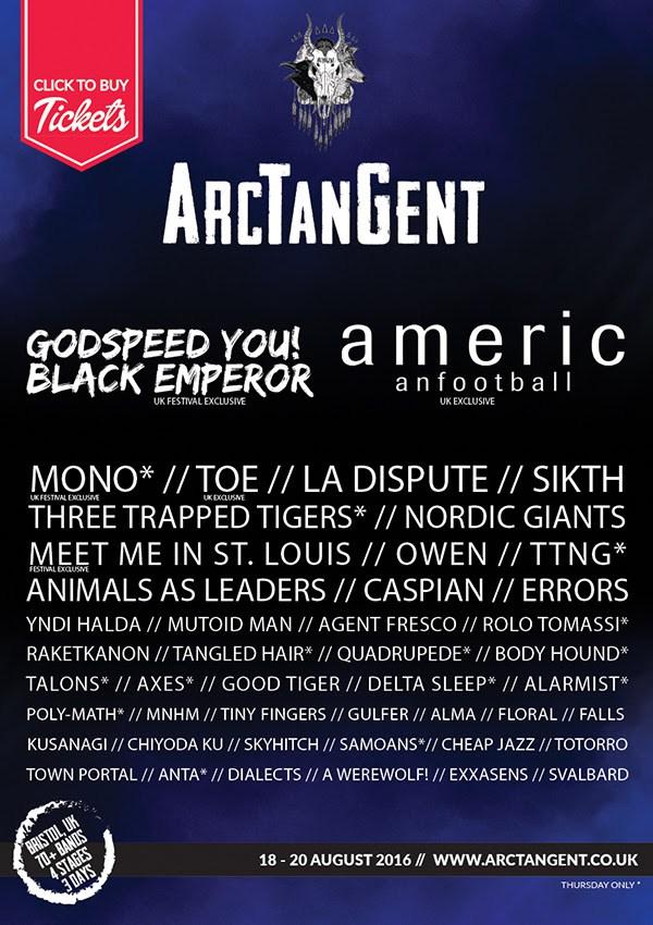 ArcTanGent-Festival